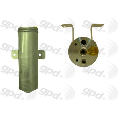 A/C Receiver Drier, Global Parts 1411783