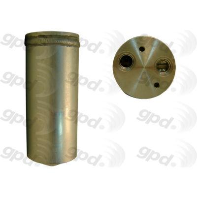 A/C Receiver Drier, Global Parts 1411796