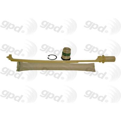 A/C Receiver Drier / Desiccant Element, Global Parts 1411809