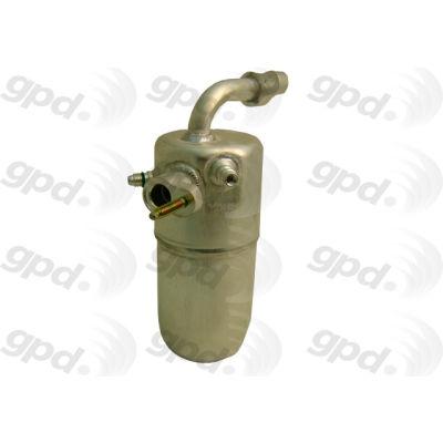 A/C Accumulator, Global Parts 1411812