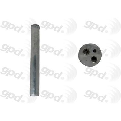 A/C Receiver Drier, Global Parts 1411815