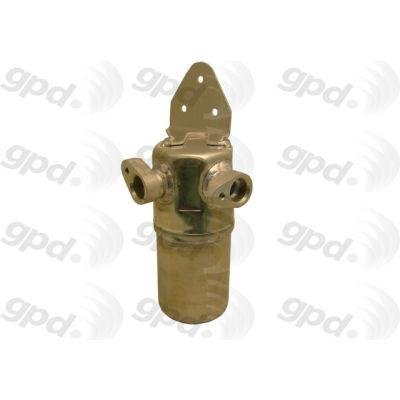 A/C Accumulator, Global Parts 1411828