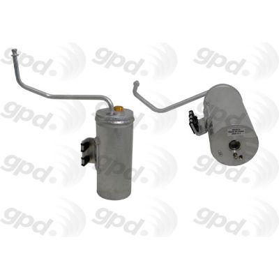 A/C Receiver Drier, Global Parts 1411861
