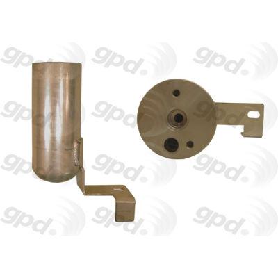 A/C Receiver Drier, Global Parts 1411882