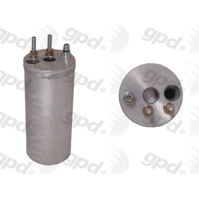 A/C Receiver Drier, Global Parts 1411889