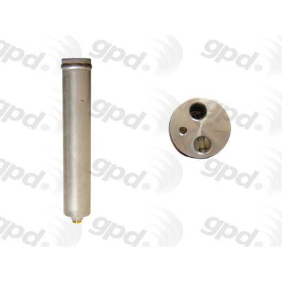 A/C Receiver Drier, Global Parts 1411910