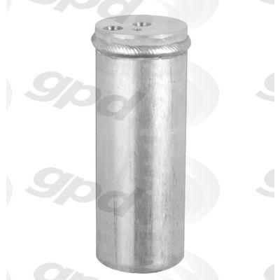 A/C Receiver Drier, Global Parts 1411930
