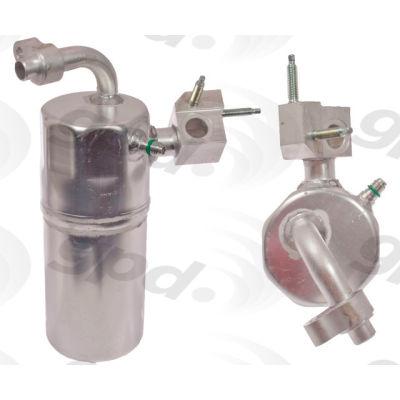 A/C Accumulator, Global Parts 1411962