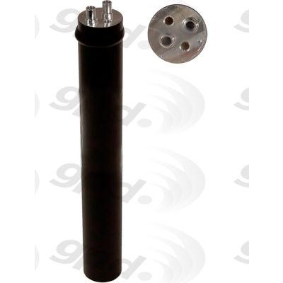A/C Receiver Drier, Global Parts 1412008