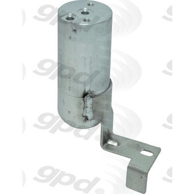 A/C Receiver Drier, Global Parts 1412014