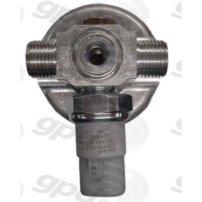 A/C Receiver Drier, Global Parts 1412018