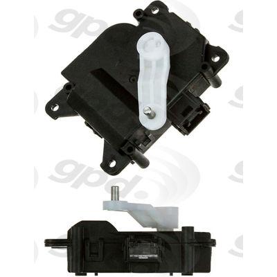 HVAC Blend Door Actuator, Global Parts 1712390