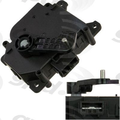HVAC Blend Door Actuator, Global Parts 1712477