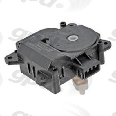 HVAC Blend Door Actuator, Global Parts 1712485