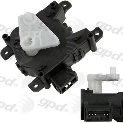 HVAC Blend Door Actuator, Global Parts 1712719