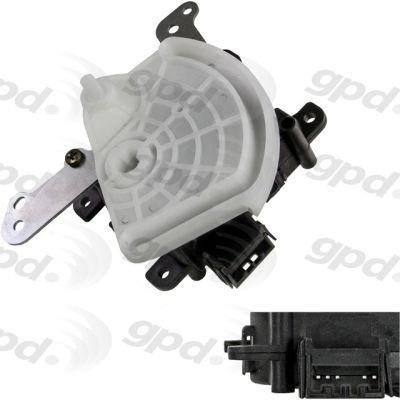 HVAC Blend Door Actuator, Global Parts 1712720