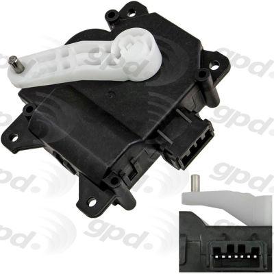 HVAC Blend Door Actuator, Global Parts 1712736