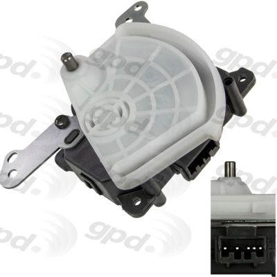 HVAC Blend Door Actuator, Global Parts 1712740