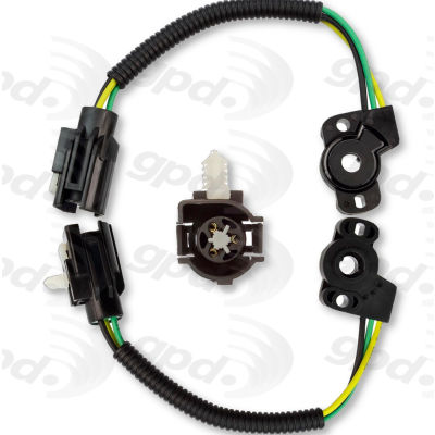 Throttle Position Sensor, Global Parts 1811988
