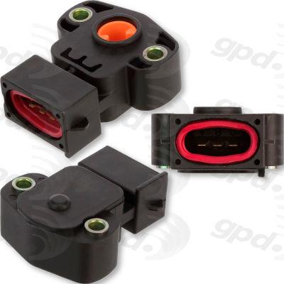 Throttle Position Sensor, Global Parts 1811997