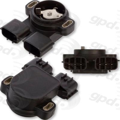 Throttle Position Sensor, Global Parts 1812011