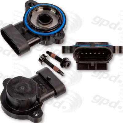 Throttle Position Sensor, Global Parts 1812016