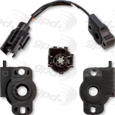 Throttle Position Sensor, Global Parts 1812032