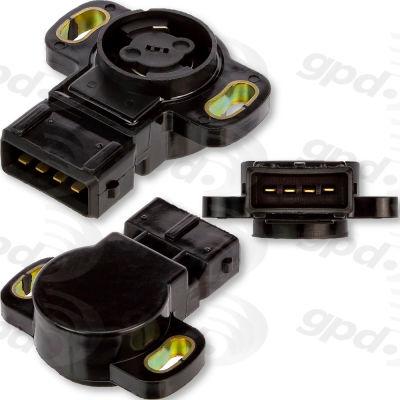 Throttle Position Sensor, Global Parts 1812039