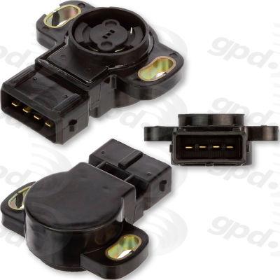 Throttle Position Sensor, Global Parts 1812040