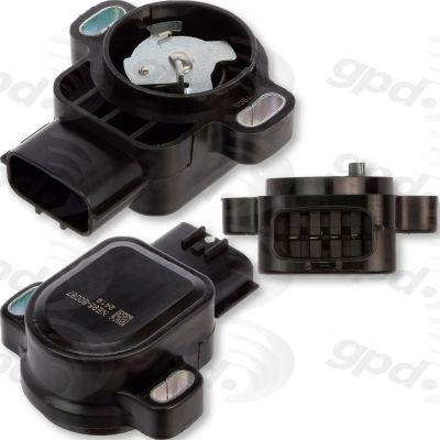 Throttle Position Sensor, Global Parts 1812041