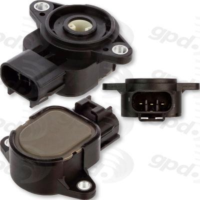 Throttle Position Sensor, Global Parts 1812064