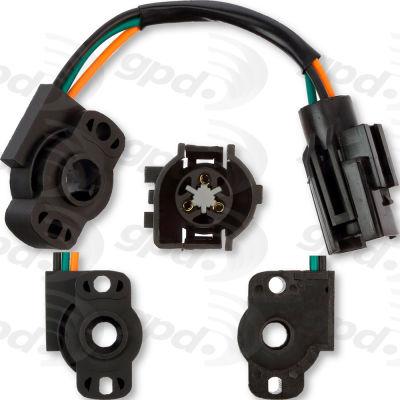Throttle Position Sensor, Global Parts 1812085