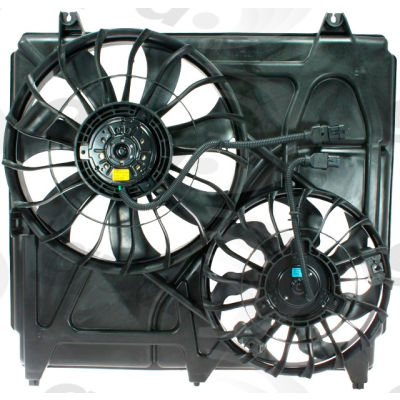 Engine Cooling Fan Assembly, Global Parts 2811562