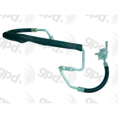 A/C Refrigerant Hose, Global Parts 4811255