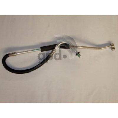 A/C Refrigerant Liquid Hose, Global Parts 4811267