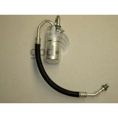 A/C Accumulator with Hose Assembly, Global Parts 4811357