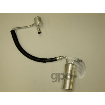 A/C Accumulator with Hose Assembly, Global Parts 4811389