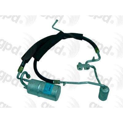 A/C Accumulator with Hose Assembly, Global Parts 4811416