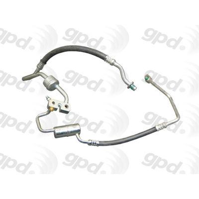 A/C Refrigerant Hose, Global Parts 4811784