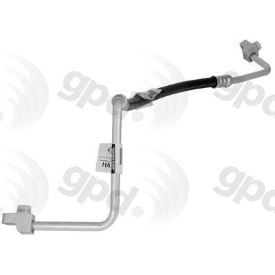 A/C Refrigerant Discharge Hose, Global Parts 4812252