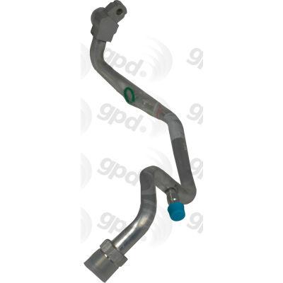A/C Refrigerant Suction Hose, Global Parts 4813016