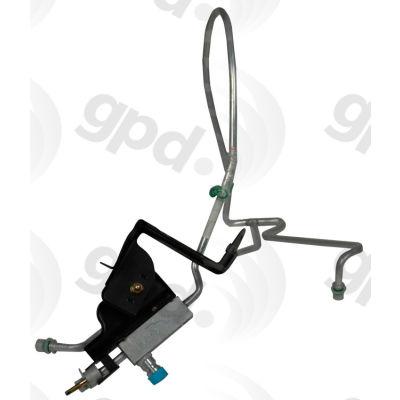 A/C Refrigerant Liquid Hose, Global Parts 4813048
