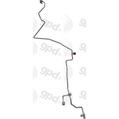 A/C Refrigerant Liquid Hose, Global Parts 4813223