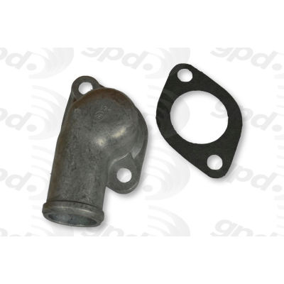 Engine Coolant Water Outlet, Global Parts 8241268