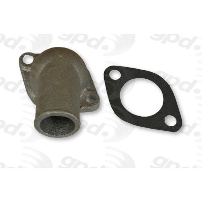 Engine Coolant Water Outlet, Global Parts 8241273