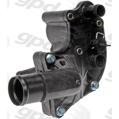 Engine Coolant Water Outlet, Global Parts 8241535