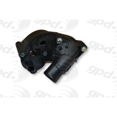 Engine Coolant Water Outlet, Global Parts 8241552