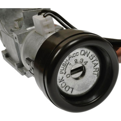 Ignition Switch With Lock Cylinder - Intermotor US1319