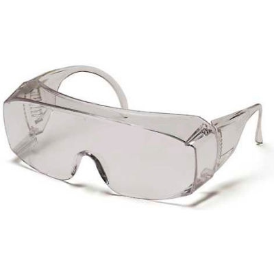 Solo® Eyewear Jumbo Safety Eyewear Clear Lens/Frame