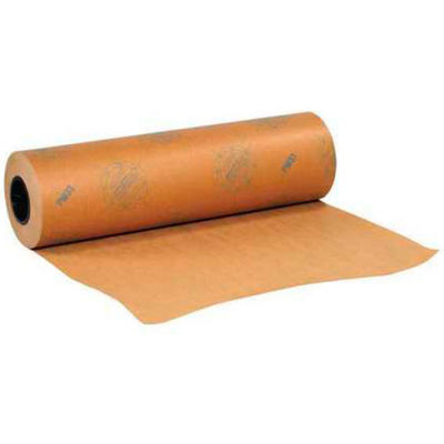 "Waxed VCI Paper, 48"" x 200 Yds., 30#, 1 Roll"